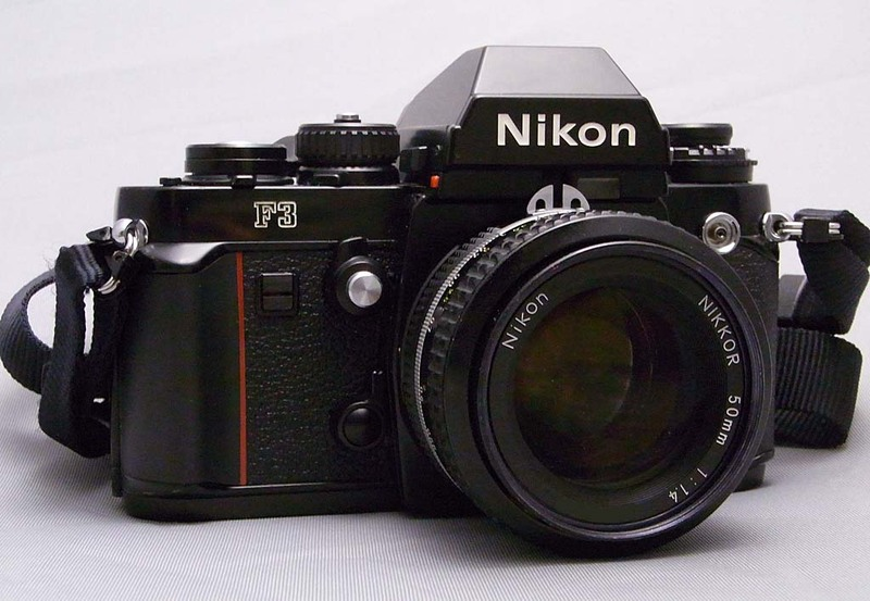 f3        f3                          Nikon F3